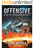 Offensive: Rise Of Mankind Book 9 (English Edition)