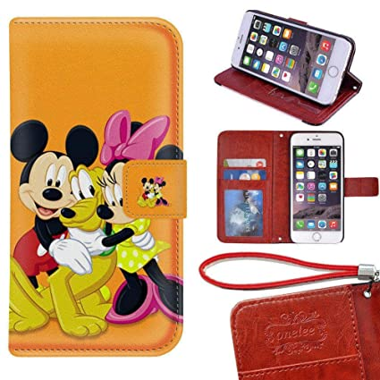 coque iphone 6 portefeuille disney