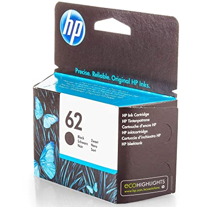Original de tinta compatible con HP Officejet 200 C HP 62, 62bk ...