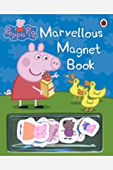 Peppa Pig: Marvellous Magnet Book Hardcover