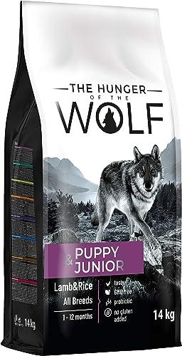 The-Hunger-of-the-Wolf-Hundetrockenfutter-Puppy-&-Junior-für-alle-Rassen