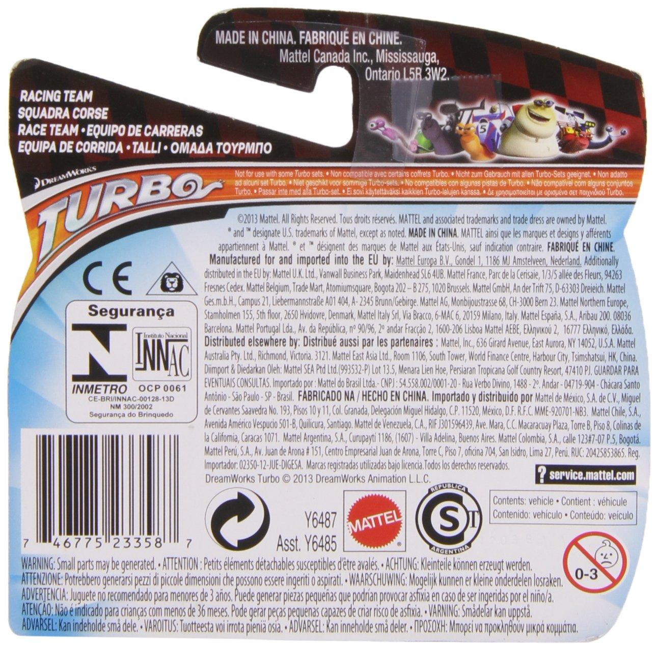 Turbo die Rennschnecke - Checker Sammelfigur [Importación alemana]: Amazon.es: Juguetes y juegos