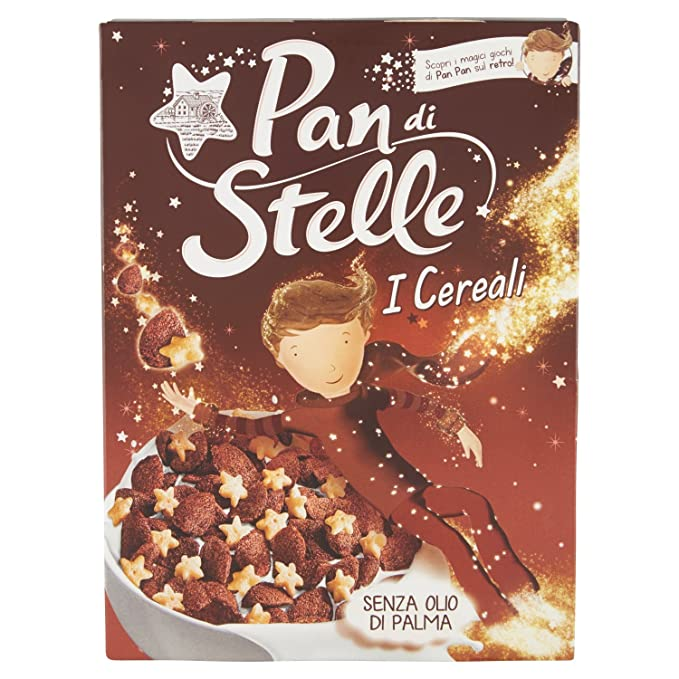 11 opinioni per Pan di Stelle Cereali Colazione, 330 gr