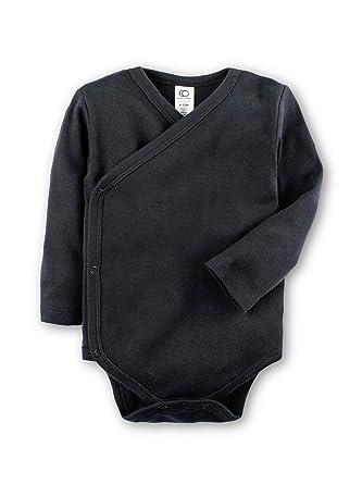 Amazon Com Colored Organics Baby Organic Kimono Bodysuit Long