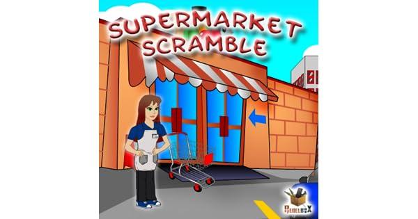 Supermarket Scramble: Amazon.es: Appstore para Android