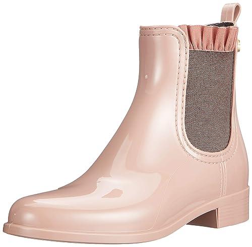 Lemon Jelly PISA Rosa Zapatos Botas de agua Mujer