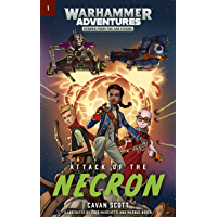 Attack of the Necron (Warped Galaxies Book 1)