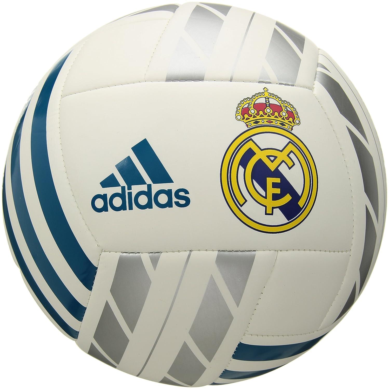 adidas Performance Real Madrid Fútbol Bola: Amazon.es: Deportes y ...