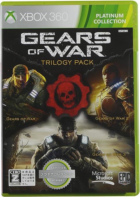 Gears of War トリロジーパック(xbox360)