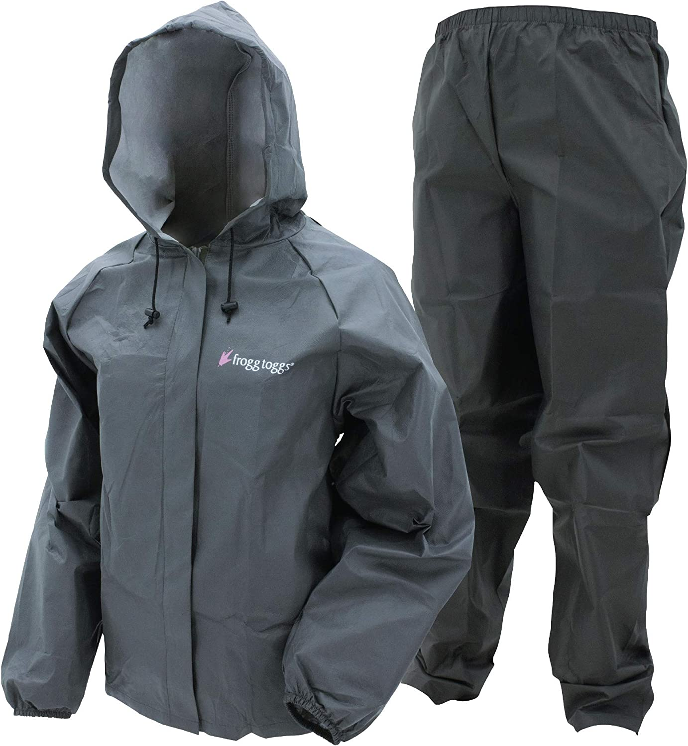 FROGG TOGGS Women's Ultra-Lite2 Waterproof Breathable Protective Rain Suit