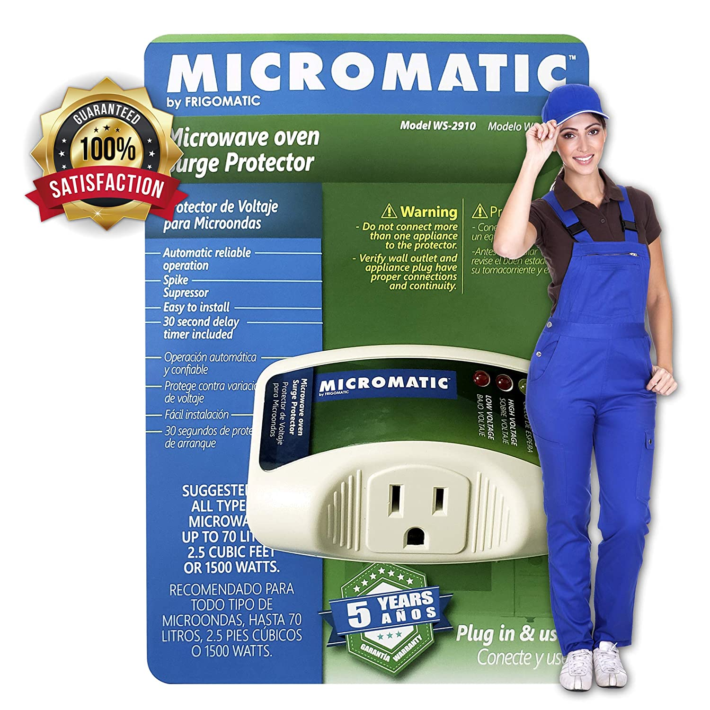 Micromatic WS-2910 - Protector de sobretensión electrónico para ...
