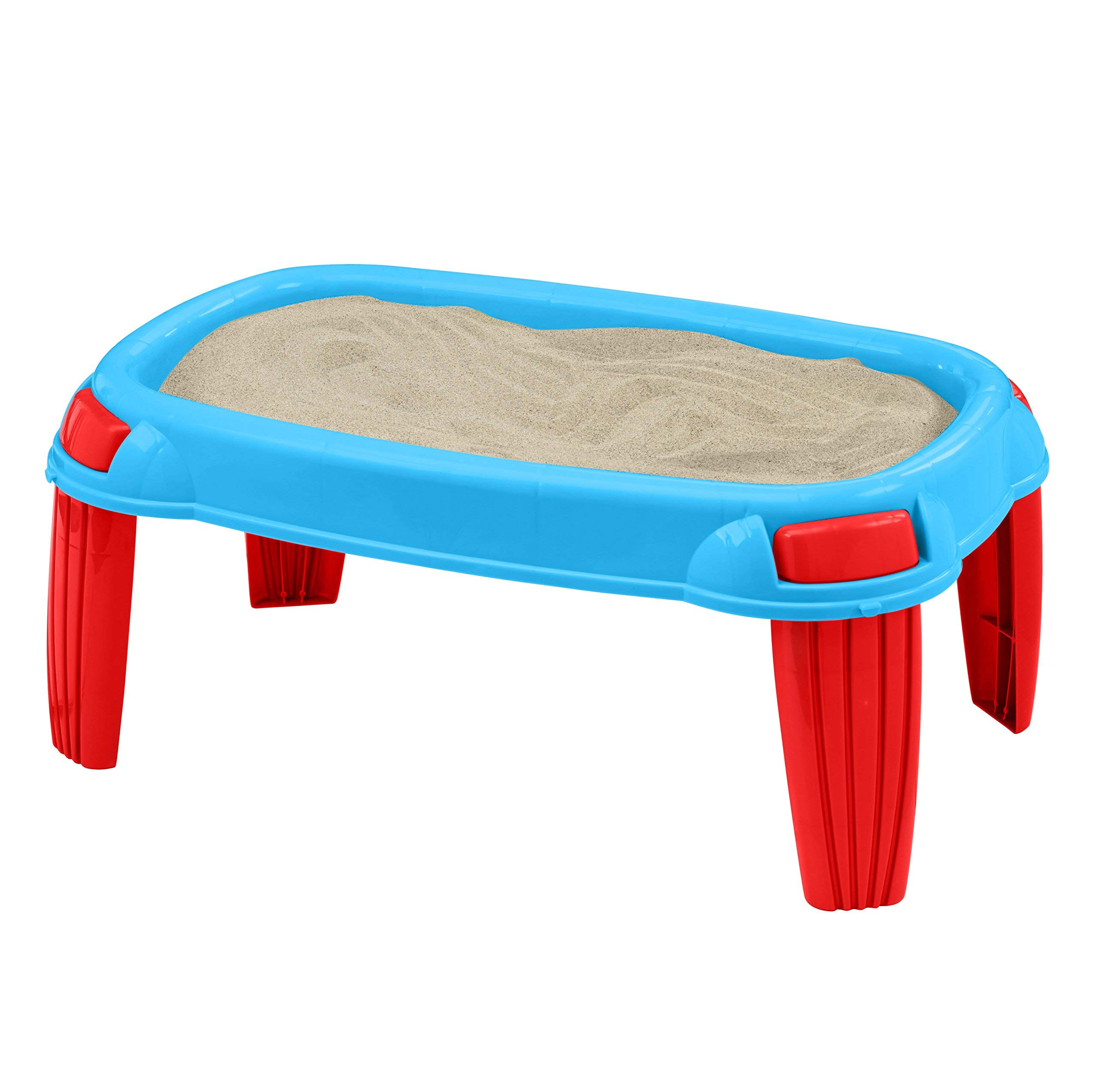 American Plastic Toys Kids Outdoor Sand Table (Renewed) by American Plastic Toys
