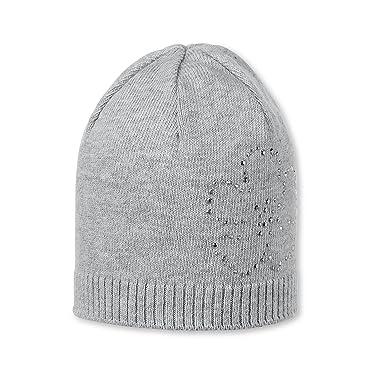 Sterntaler - Chapeau - Bébé (fille) - Gris - 45  Amazon.fr  Vêtements et  accessoires 83d4a406d70