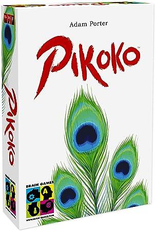 Brain Games Publishing SIA 4751010195304 Pikoko - Juego de Mesa (Contenido en alemán): Amazon.es: Juguetes y juegos