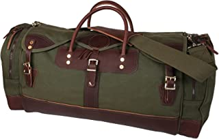 product image for Duluth Pack Medium Extended Sportsmans Duffel Bag Olive Drab