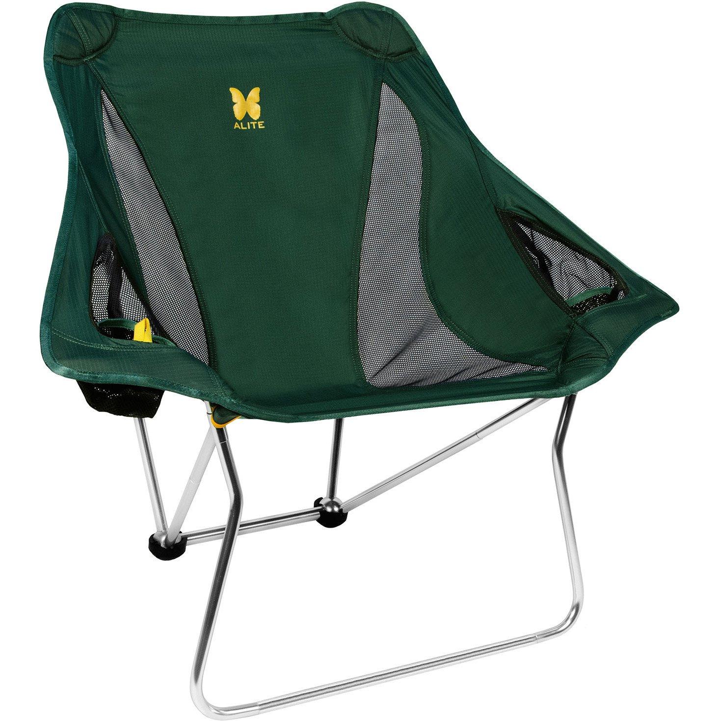 Alite Stoneflyキャンプ椅子1つサイズSutroグリーン B07CFQLY74
