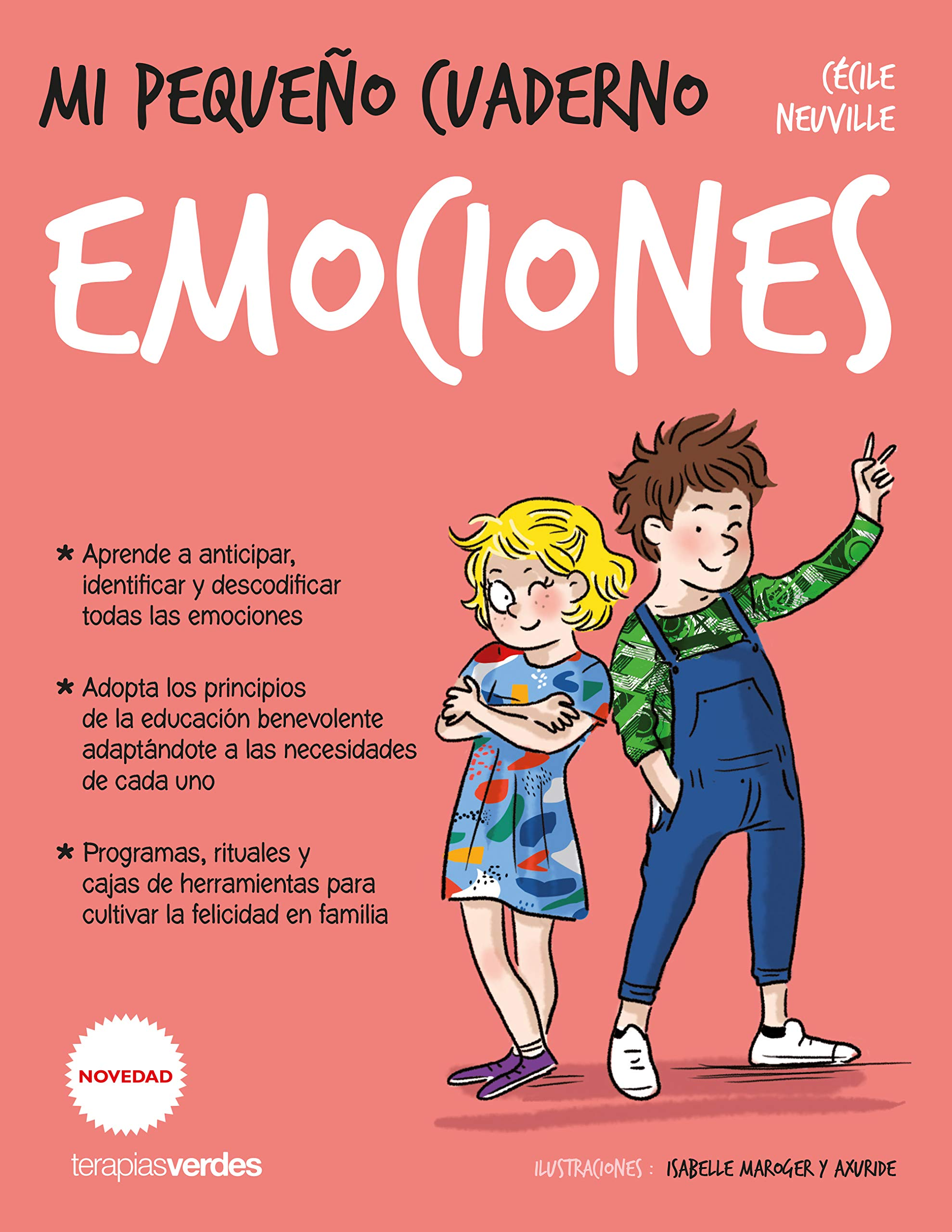 Mi pequeño cuaderno. Emociones Terapias Juegos Didácticos ...