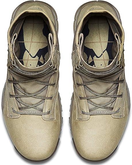 Nike SFB Stivali di Protezione da Uomo Marrone Size: 47 EU