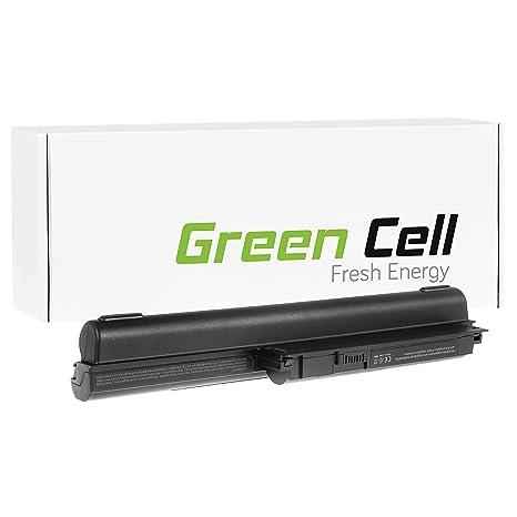 Green Cell® Extended Serie Batería para Sony Vaio PCG-71811M Ordenador (9 Celdas