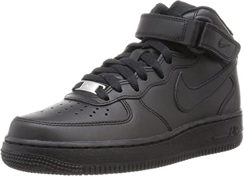 Nike Women's Air Force 1 07 Mid Hi Top Slippers