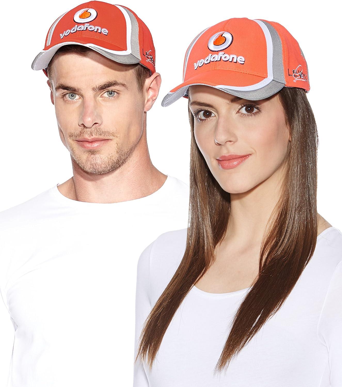 multi V07D2C McLaren Vodafone Mercedes Lewis Drivers Team Cap 2012