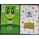 Ankha Amiibo Card Animl Crossing Amiibo Card Third Party NFC Card.