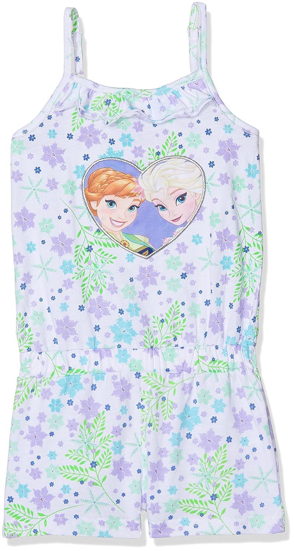 Disney Frozen - Il regno di ghiaccio Ragazze Tutina - malva