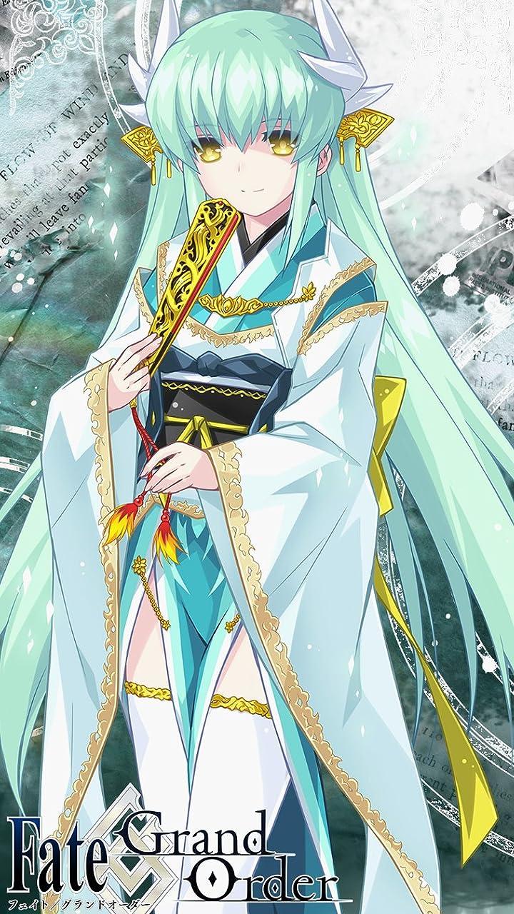 Fate 清姫 HD(720×1280)壁紙画像