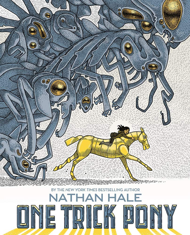 Amazon.com: One Trick Pony (9781419721281): Hale, Nathan: Books