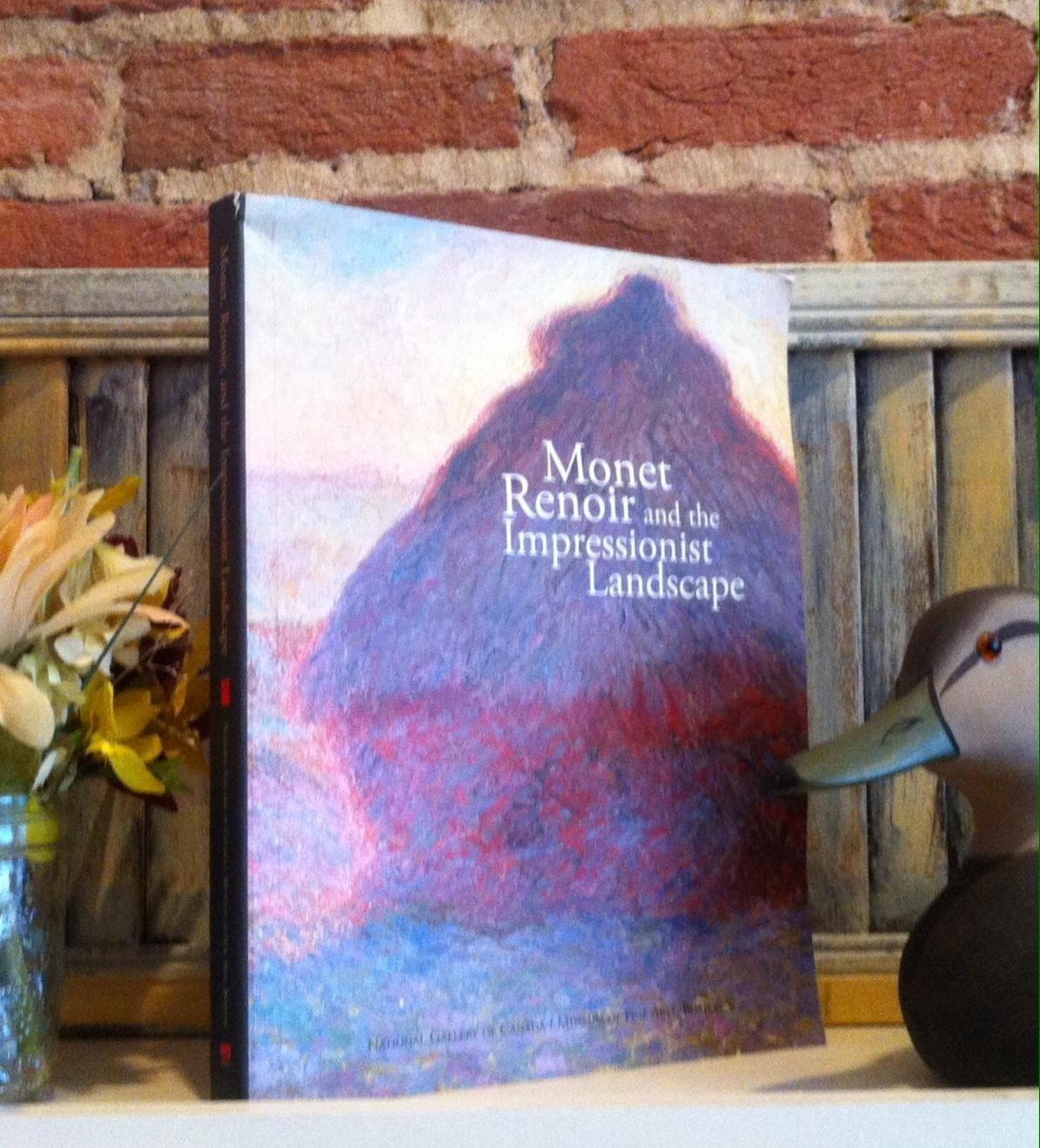 Monet, Renoir, and the impressionist landscape pdf