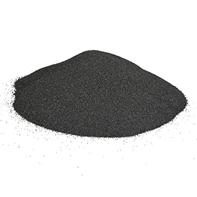 Black Bulk Sand (5Lb) - Crafts for Kids and Fun Home Activities: Toys & Games