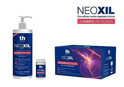 Th Pharma Neoxil Tratamiento Caída Unisex 20 X 10 ml: Amazon ...