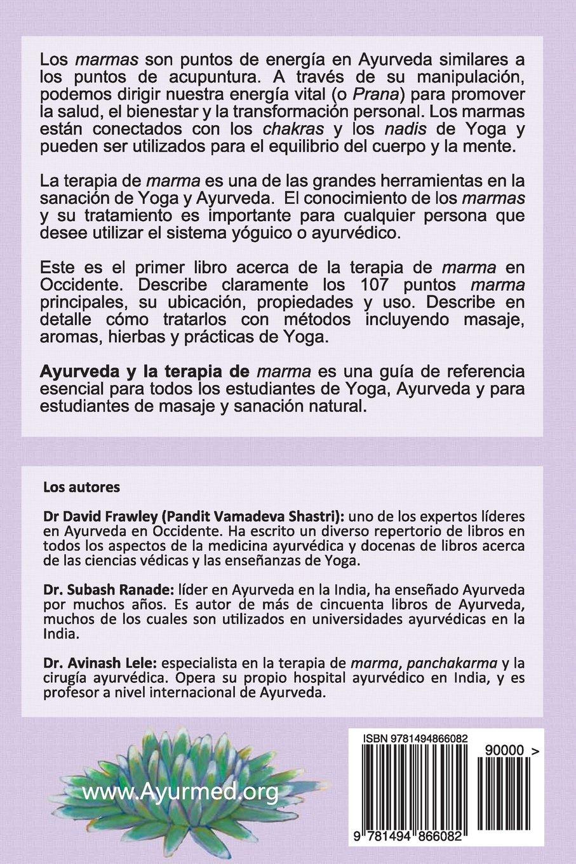 Ayurveda y la terapia de marma: Los puntos energeticos en la ...