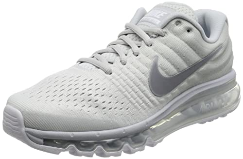 08c6b1c98335d Nike NIKE849559-009 Uomo Air Max 2017 Bianco 849559-009 Uomo