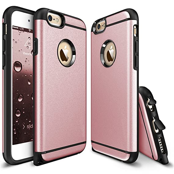 amazon com iphone 6 plus case, iphone 6s plus case, chtech fashioniphone 6 plus case, iphone 6s plus case, chtech fashion double layer heavy duty