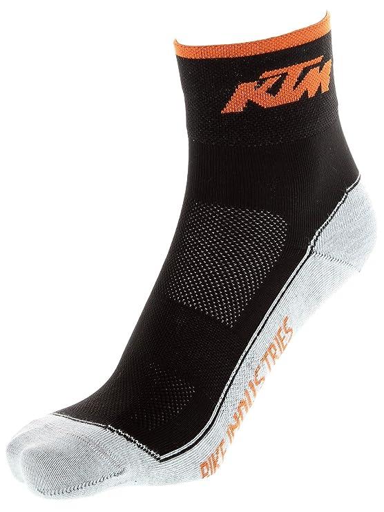 KTM Factory Team calcetín - Grande - Tamaño 44 - 47: Amazon.es: Deportes y aire libre