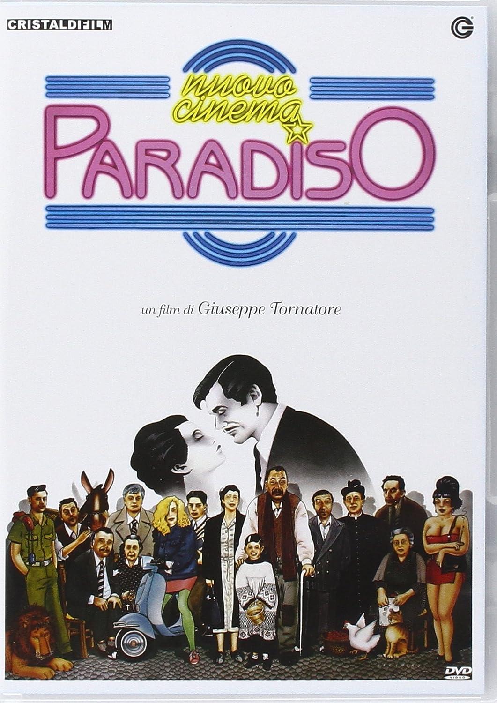 Nuovo Cinema Paradiso Amazon It Noiret Cascio Noiret Cascio Film E Tv