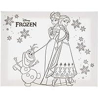 Tela P/ Pintura Lic Disney 25X20 Un Frozen