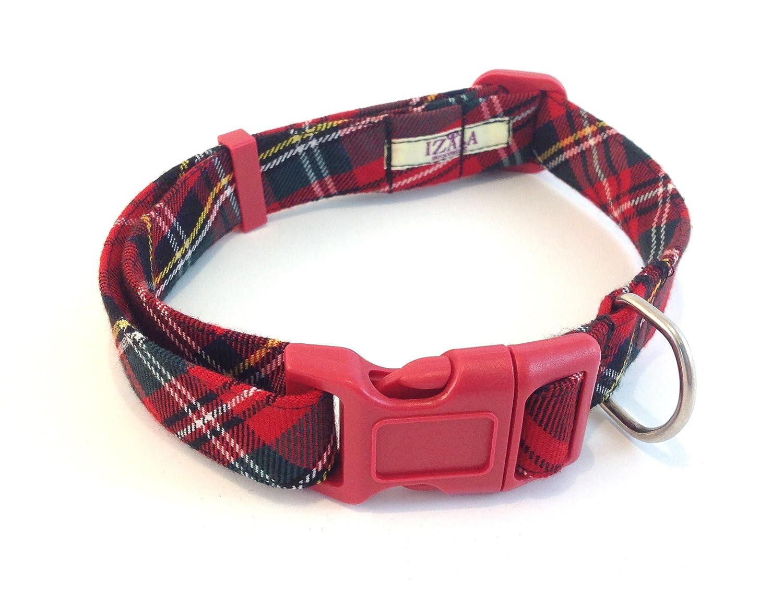 Collar para perro TL Escocés (Ancho 2, 5cm)