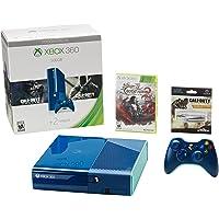 Consola Xbox 360 500 GB azul + 2 Juegos de Call of Duty + Pulsera Call of Duty + Juego Castlevania Lord Shadow 2 - Bundle Limited Edition