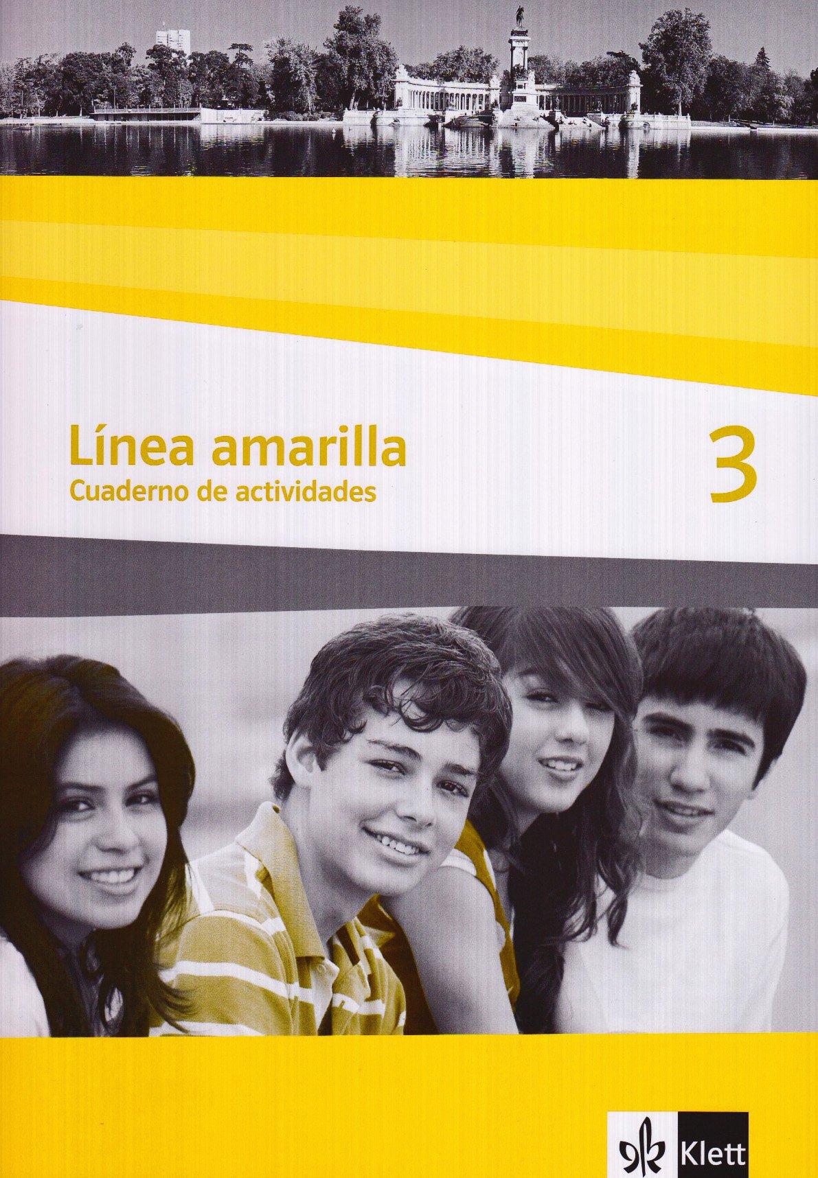 Línea amarilla. Spanisch als 2. Fremdsprache / Arbeitsheft 3