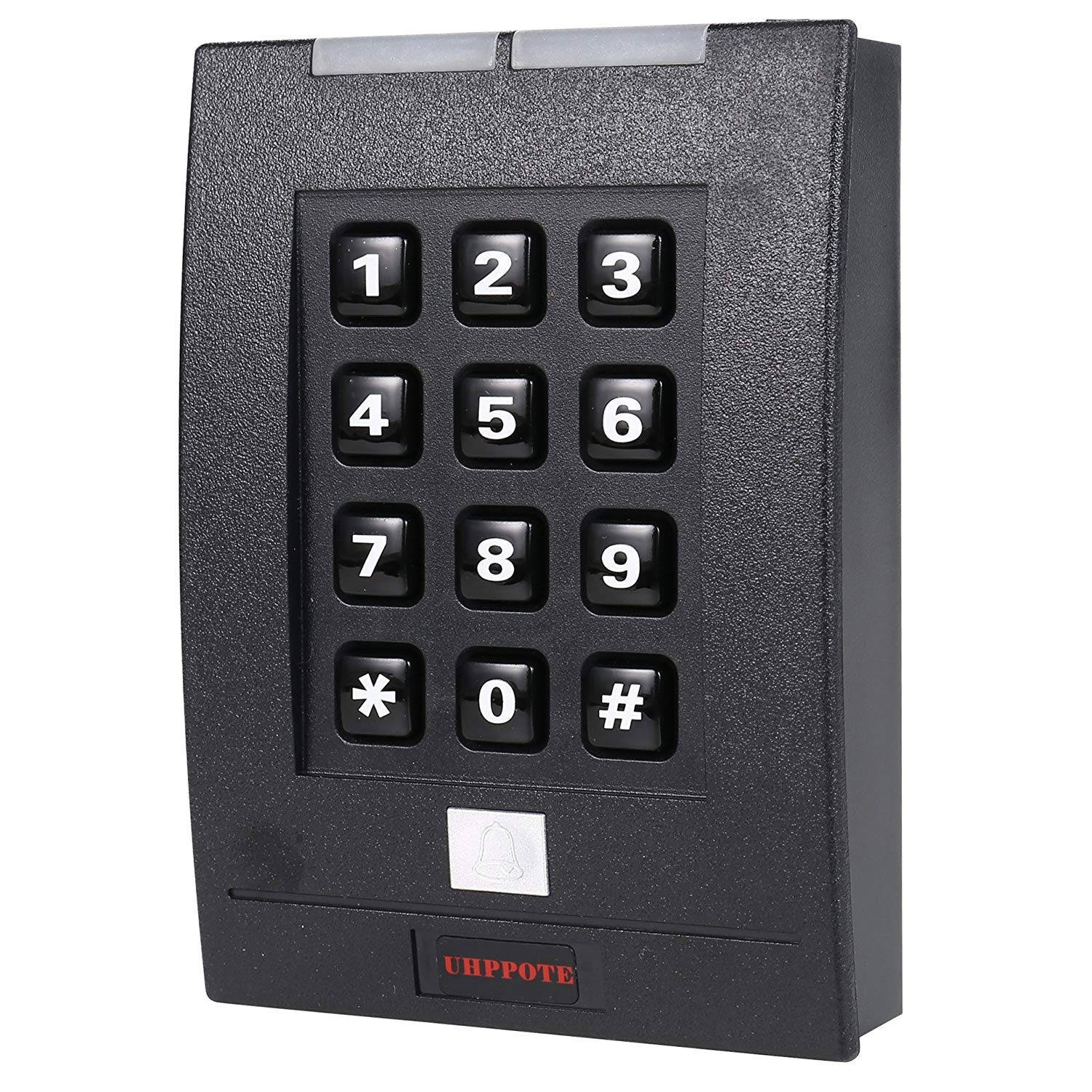 UHPPOTE Digital Access Control Keypad RFID ID Card Reader Single Door Support 250 Users
