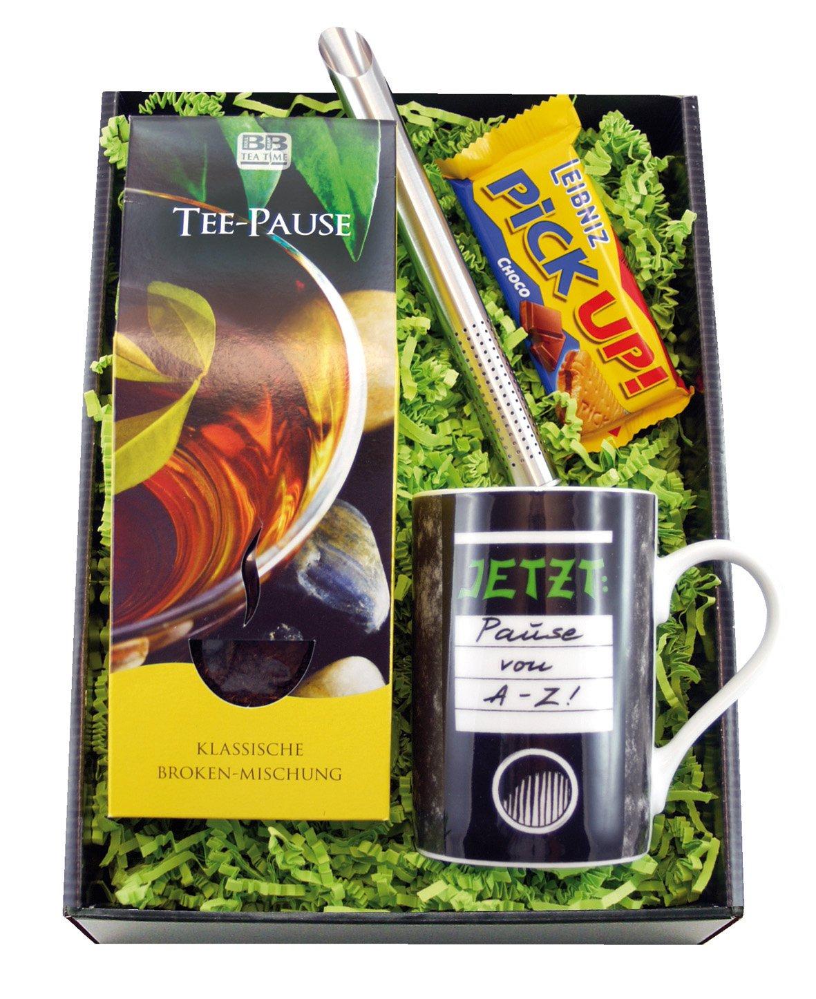 Amazoncom Geschenk Set Tee Pause Grocery Gourmet Food