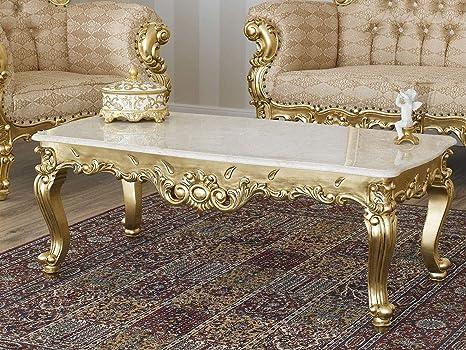Tavolino Salotto In Stile.Simone Guarracino Tavolino Da Salotto Regina Stile Barocco