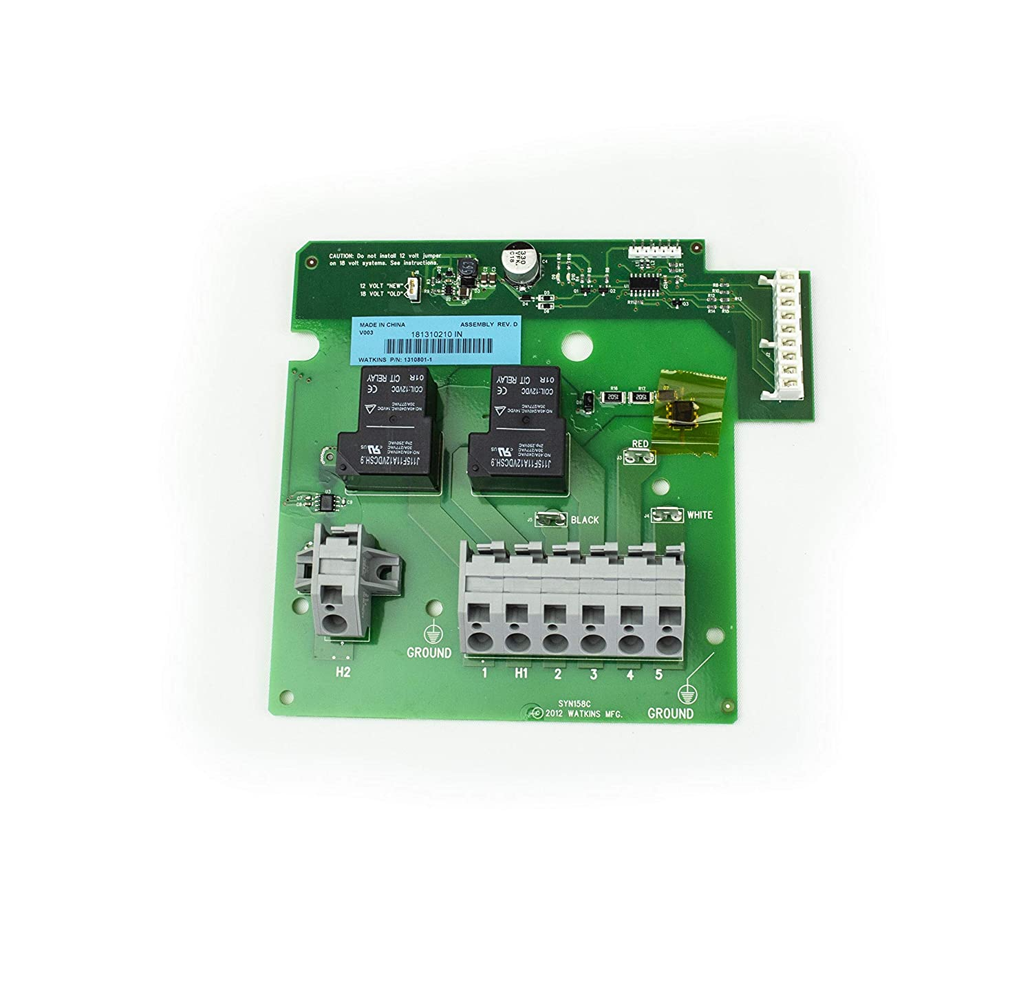 Best Upright Freezer 2020 Amazon.: Hot Springs Heater Relay Board 77119 (Formerly 74618