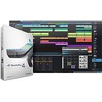 PreSonus Audio Electronics Multitrack Recording Software (Studio One 4 Artist / Boxed)