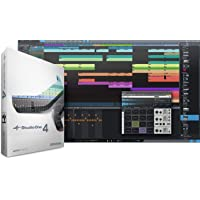 PreSonus Audio Electronics Multitrack Recording Software (Studio One 4 Artist/Boxed)
