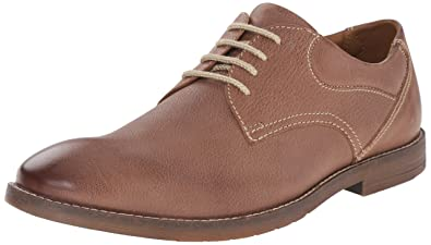 Bostonian Men's Verner Plain Oxford, Brown Leather, ...