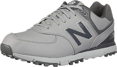 New Balance Men's 574 Sl Waterproof Spikeless Comfort Golf Shoe