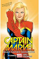 Captain Marvel Vol. 1: Higher, Further, Faster, More (Captain Marvel (2014-2015)) Kindle Edition